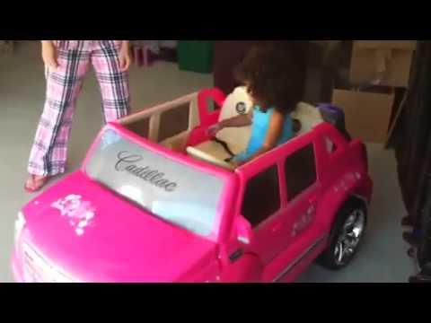 Pink Cadillac Hybrid Edition