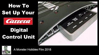 Video How to set up your Carrera Digital Control Unit download MP3, 3GP, MP4, WEBM, AVI, FLV Oktober 2018