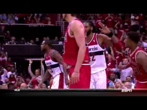 Jimmy Butler / Nene altercation