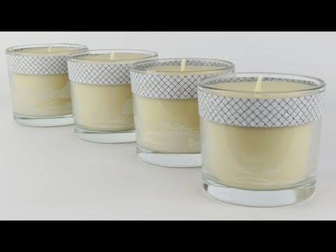 Bougies 100% naturelles / natural candles