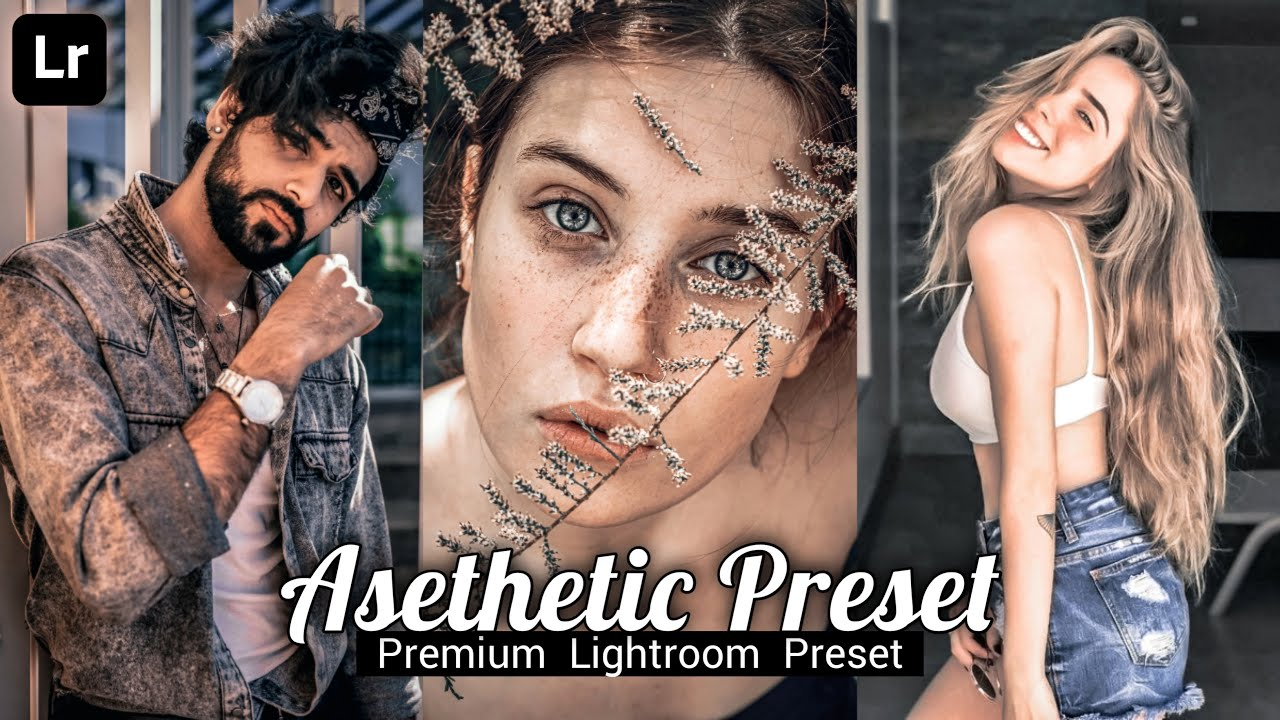 Aesthetic Preset - Lightroom Presets DNG And XMP Free Download | Lightroom Mobile Presets & Tutorial