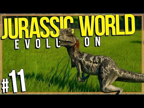Jurassic World: Evolution | SPITTY BOI (#11)