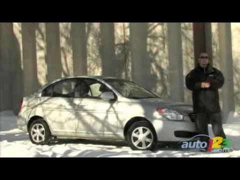 2006 Hyundai Accent Review by Auto123.com