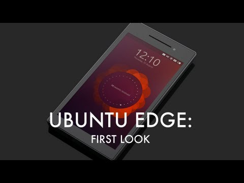Ubuntu Edge: First Look!