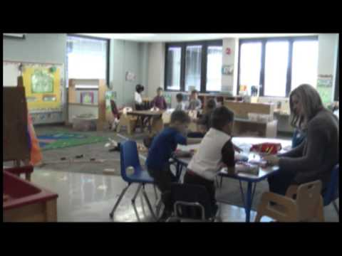 BCSC TV takes a tour of the Brownsburg Early Childhood Center