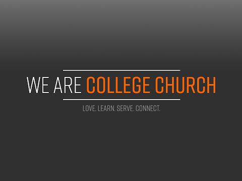 Worship @ College Church
