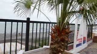 Дорога (расстояние) от отеля Чистые Пруды до моря (Сочи, Адлер)(У тех, кто едет в отель