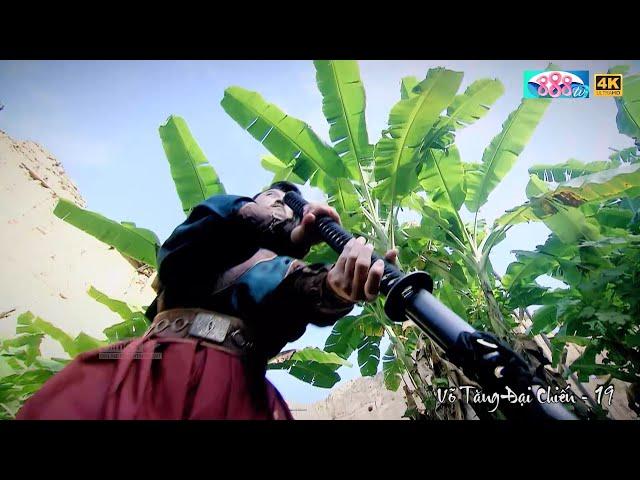 Thằng Tiểu Tử Rút Thanh Kiếm Samurai Từ Lòng Đất Đấu Võ Tăng Thiếu Lâm Tự   Võ Tăng Đại Chiến 888TV