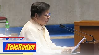 Rep. Rodante Marcoleta argues against ABS-CBN franchise (Part 2) | Teleradyo