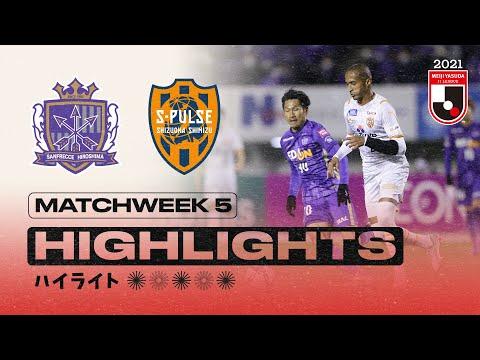 Hiroshima Shimizu Goals And Highlights