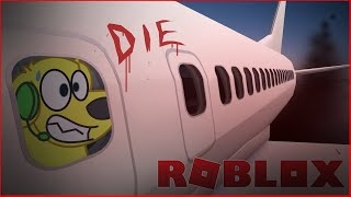 Roblox AIRPLANE HORROR GAME! - AirPlane Story