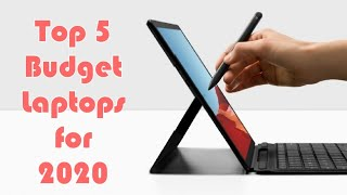Top 5 Best Budget Laptops to Buy in 2019 -2020 !