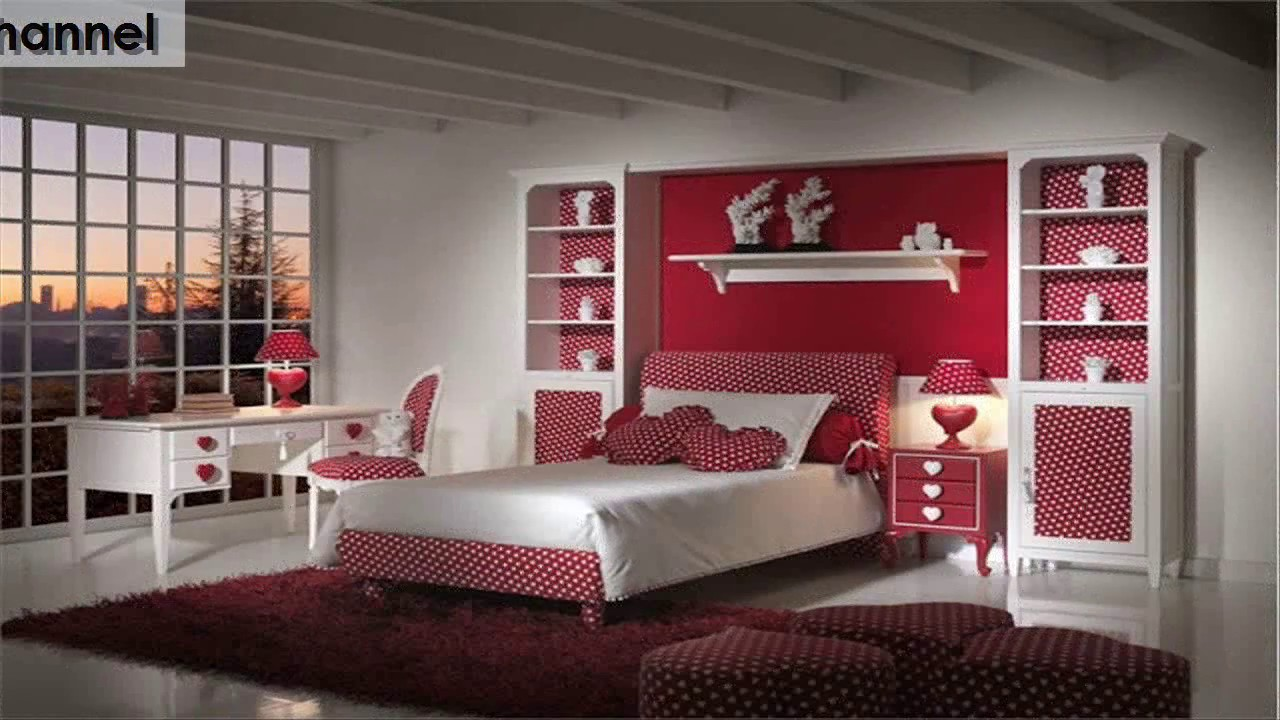 Bedroom Ideas For College Girl  YouTube