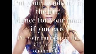 Jennifer Lopez - Papi (lyrics on screen)