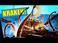 Sinking the Enemy... WITH THE KRAKEN!? [Sea of Thieves]