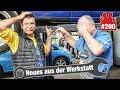 Hebebühnen-Fail 🤦♂️ Werkstatt-Kette demoliert VW Bus! | Welcher Abgastemperatursensor ist defekt?