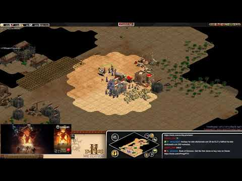 Repeat AoE 2: TaToH - Guide - FC + MiniBoom Knight Rush