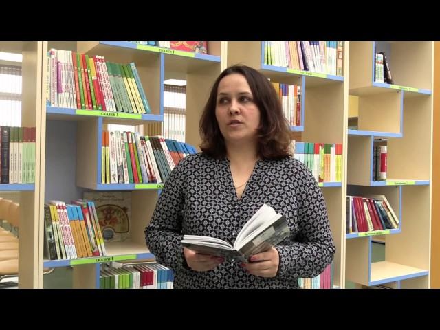 Изображение предпросмотра прочтения – ИринаПолетаева читает произведение «Она сидела наполу…» Ф.И.Тютчева
