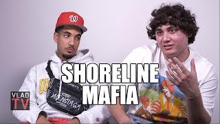 Shoreline Mafia on Quitting Lean, The Homies Kicking Girls Out of a Party (Part 6)