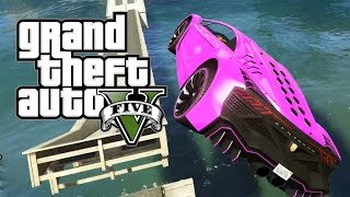 GTA 5 ONLINE - CORRIDA DOS LOOPS CONTRA MXDEEGAN! (GTA V Online PC Gameplay)