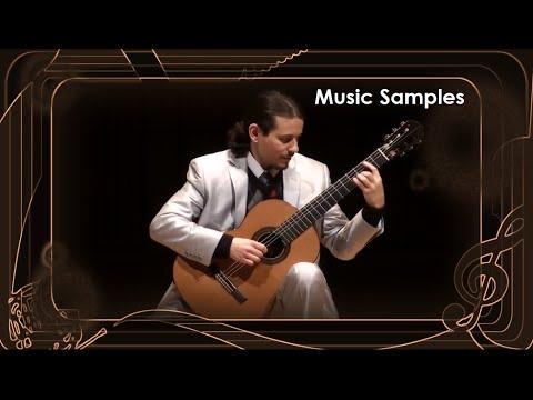 Tucson and Phoenix area - Event Music (Classical Guitarist)