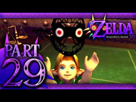 The Legend of Zelda: Majora's Mask 3D - Part 29 - All-Night Mask