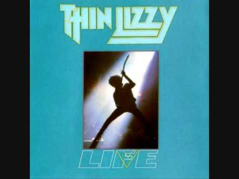 Thin Lizzy - The Boys Are Back In Town (Live)  1/9