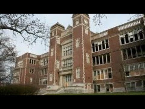 Urbex: Abandoned Central High School In St Louis, MO