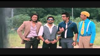 Double Dhamaal - Kabir starts the game of one up manship - Comedy Scene