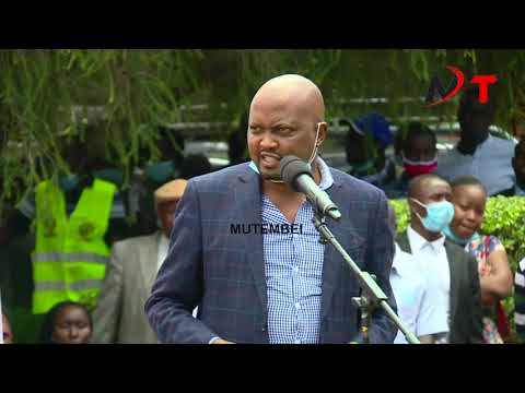 'RESPECT RUTO OR ELSE!!!!'FURIOUS MOSES KURIA LECTURES TUJU OVER JUBILEE PARTY WRANGLES!!