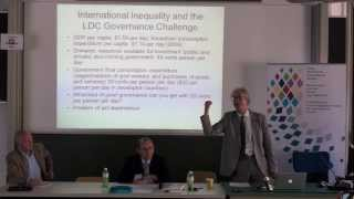 SNIS Academic Council Debate Neuchâtel 3 May 2012 - Charles Gore - Global Income Inequality