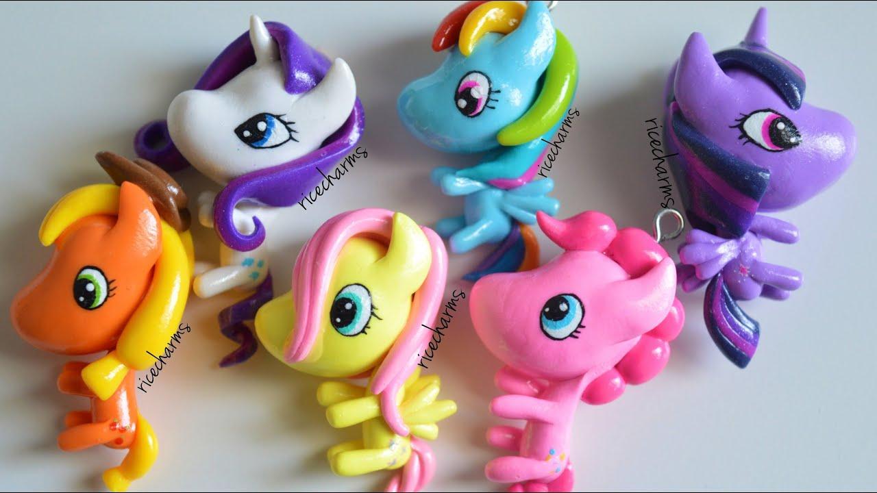 How to make a plasticine pony 100