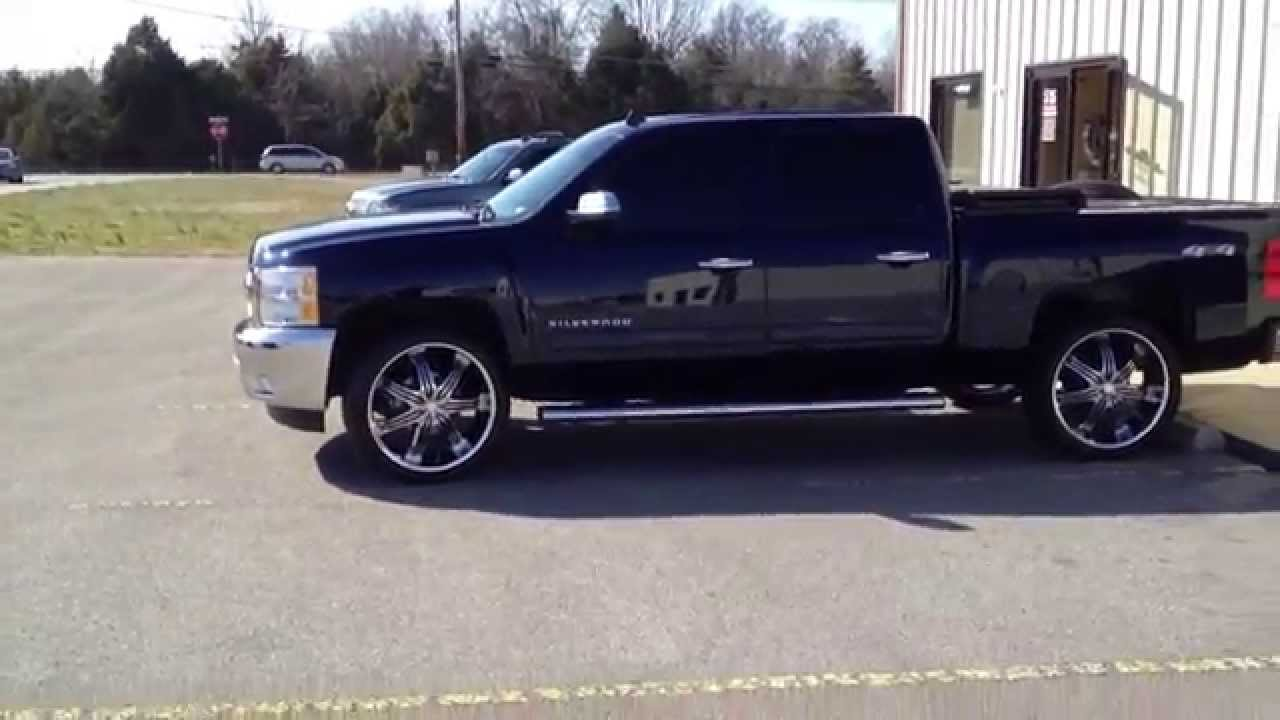 All Chevy 24 chevy rims : Effen 412 wheels 24 inch 2012 Chevy 1500 4wd Creative Wholesale ...