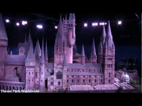 Warner Bros. Studio Tour London The Making of Harry Potter HD