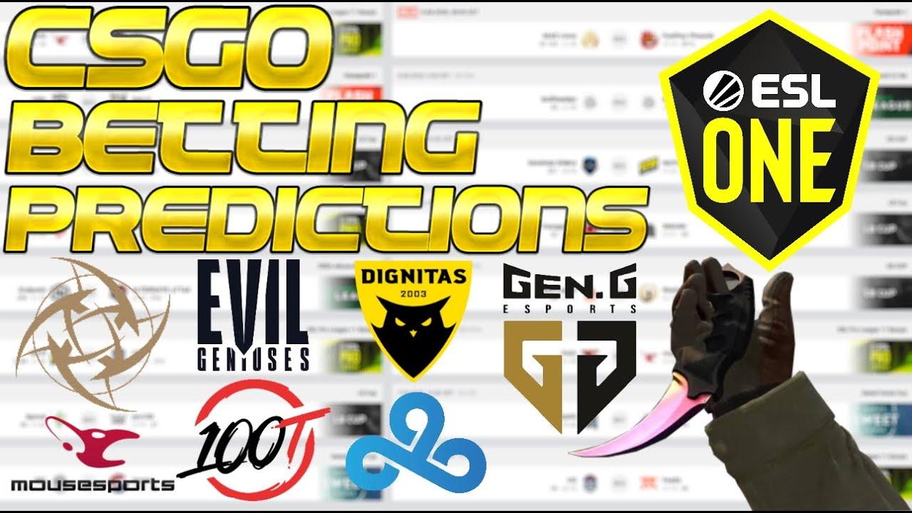 Csgo betting predictions youtube ticketcalculator sports betting