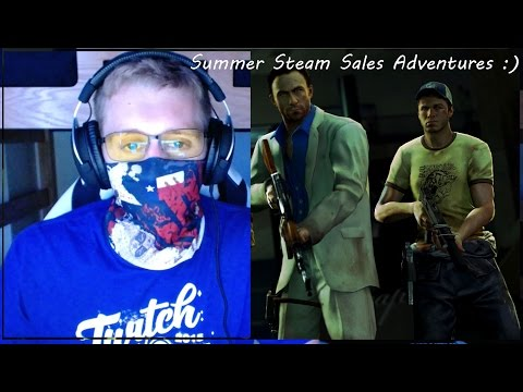 Pill Pipe Bombs and Summer Steam Sale W/ CaptJaack