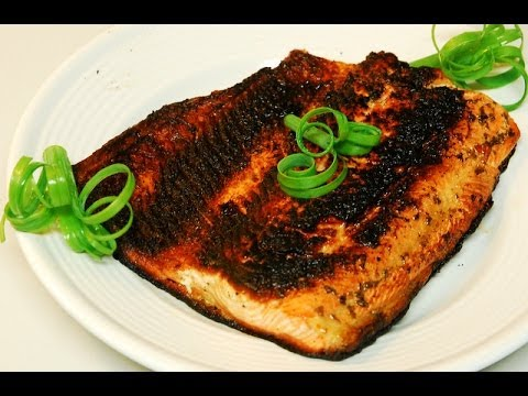 Pan Fry Alaska S Copper River Salmon One Step Cooking Method Youtube
