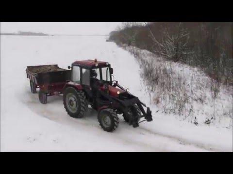 Winter 2016 | Russian Tractors [www.plakys.lt]