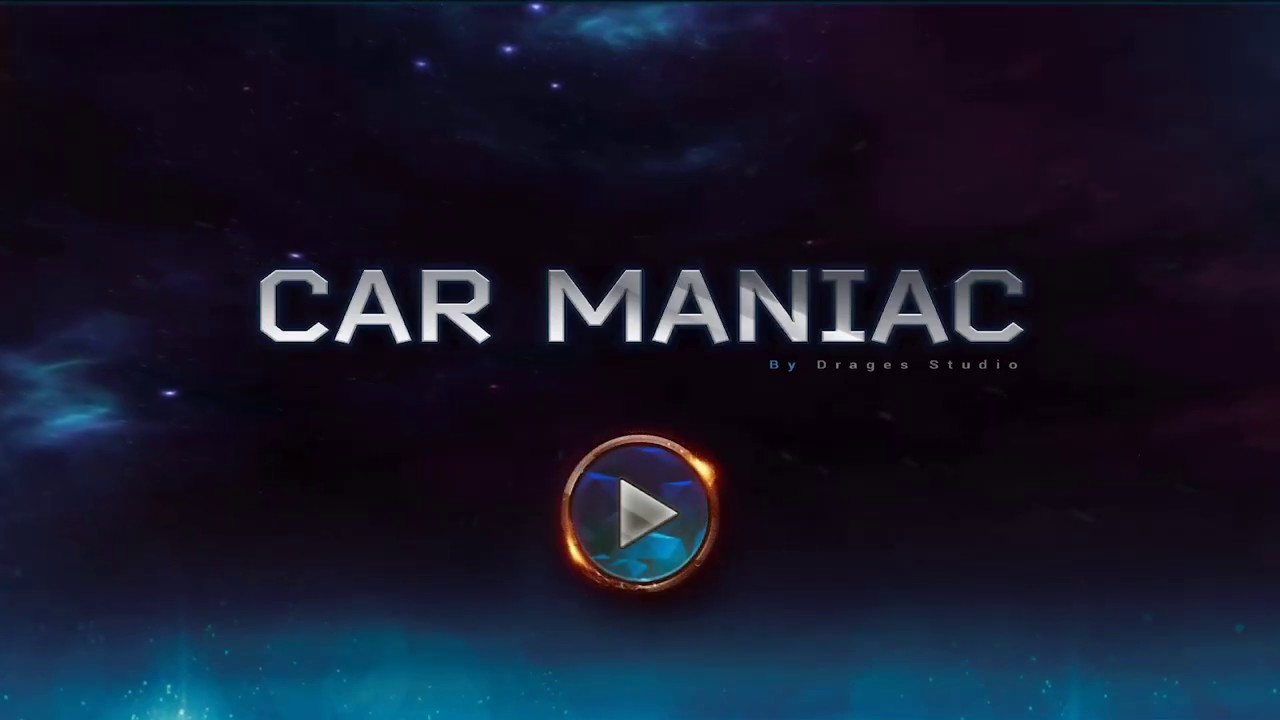 #indie #carmaniac #unity CAR MANIAC   TRAILER