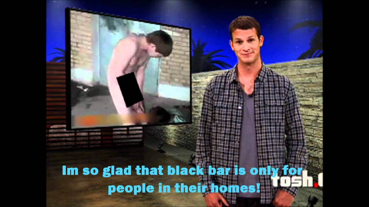 Daniel tosh's tuesday news and views