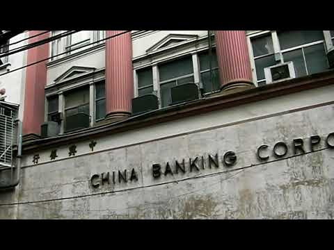 Ong Pin Street China Banking Corp | Philippines Manila Binondo