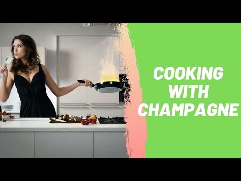 Cooking with Champagne