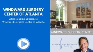 Inside Windward Surgery Center of Atlanta