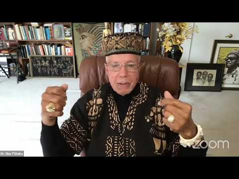 Dr. Oba T'Shaka: sbA, The African  Mystery and Mastery System | 21 Aug 2021