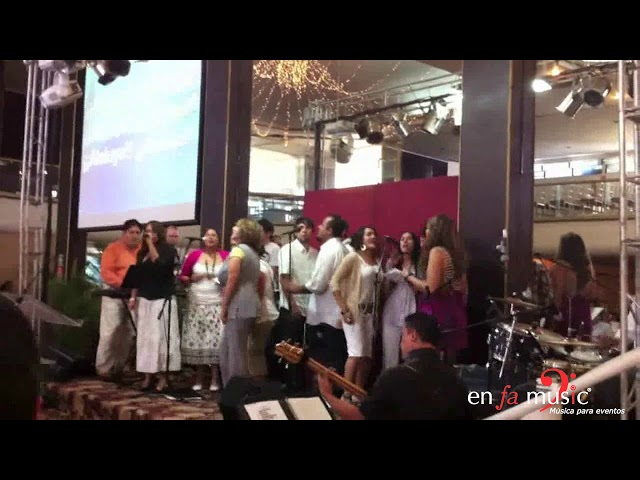 Coro gospel - Enfamusic