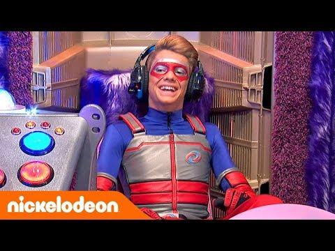 Henry Danger  Regresso ao trabalho  Portugal  Nickelodeon em Português