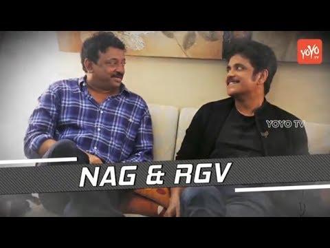 Ram Gopal Varma And Akkineni Nagarjuna About Officer Movie  RGV's Officer Movie  YOYO TV Channel