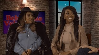 """Hollywood & Football"" Stars Sabrina Britt & Asia Saffold on the Dangers of Football"