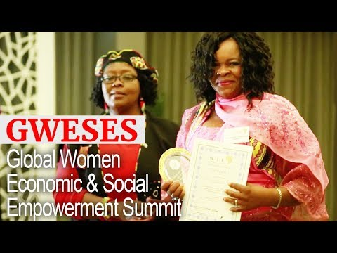 Gweses Global Women Economic & Social empowerment summit