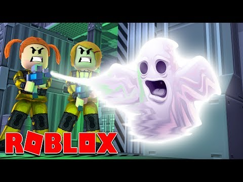 Roblox | Ghost Hunting Simulator With Molly And Daisy!